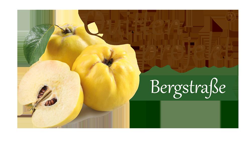 Logo Quittenprojekt Bergstraße