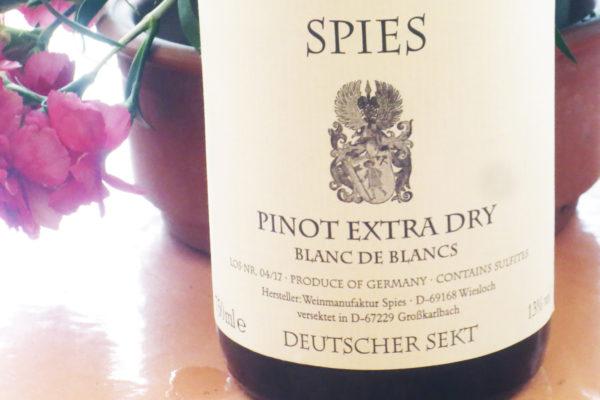 Pinot extra Dry Weinmanufaktur und Imkerei Spies