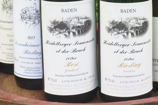 Weine Weinmanufaktur und Imkerei Spies