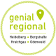 genial regional Verein Logo
